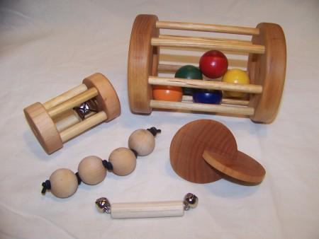 montessori mänguasjad beebile