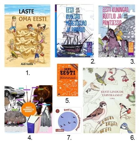 raamatusoovitused eesti sünnipäevaks
