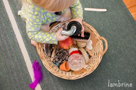 aarete korv treasure basket heurostiline mäng