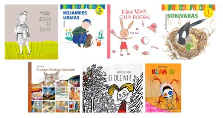 lasteraamatud eesti autorid