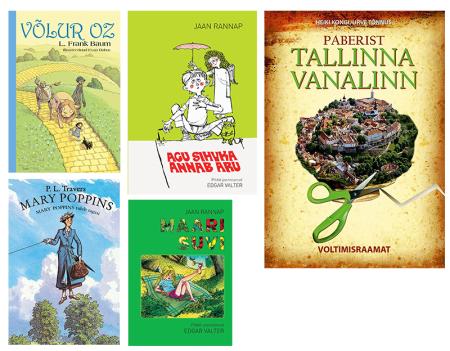 lasteraamatud lemmikud lapsepõlvest