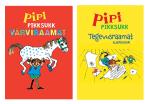 lasteraamatud värviraamat tegevusraamat