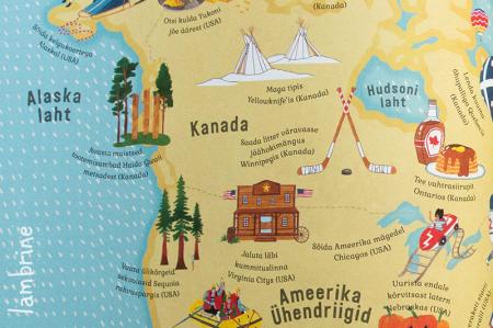 seikluste atlas