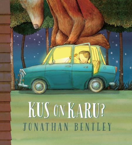 Jonathan bentley kus on karu