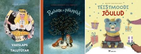 lasteraamatud 2017 raamatusoovitud