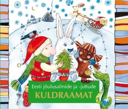 eesti jõulusalmide ja -juttude kuldraamat